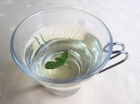 <イギリス菓子・レシピ> ミント・ティー【Mint Tea】 - イギリスの食、イギリスの料理&菓子