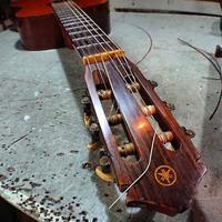 1973年製ヤマハクラシックギター - fumitomochida.diary