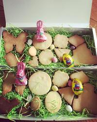 昨日はアイシングクッキーのワークショップでした。 - 黒豆日記