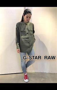 2019SS「G-STAR RAW ジースター ロウ」新作Tシャツ・カットソー入荷です。 - UNIQUE SECOND BLOG