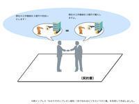 書面があれば大丈夫か - 名古屋・弁護士加藤英男法律事務所 弁護士日誌余白