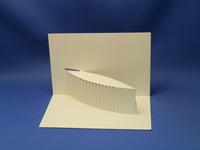 第2期「折り紙建築士養成講座 in 九州」 第四回Ⅱ-1「斜め表現」講座内容 - 有座の住まいる