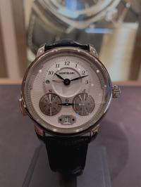モンブラン スターレガシー ニコラ・リューセック クロノグラフ - 熊本 時計の大橋 オフィシャルブログ