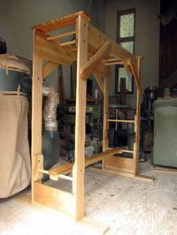 レンタルうんていNタイプW1500×H1700×D1040新平均台 - MIKI Kota STYLE by Art Furniture Gallery