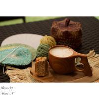 ティーラテの日 - BEAN ART Cafe  - Mami . N -