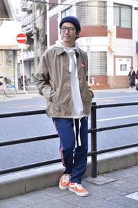"""""""BRIXTON""""Style~TKB~ - DAKOTAのオーナー日記「ノリログ」"""