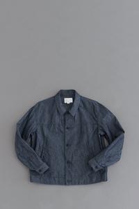 STILL BY HANDC/S Shirt G Jacket (Grey) - un.regard.moderne