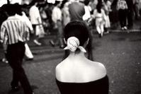 <欲望の時代>1991年新宿区 - 写真家藤居正明の東京漫歩景