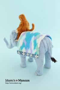 アジアゾウ * Elephas maximus 2 - … いづみのつぶやき
