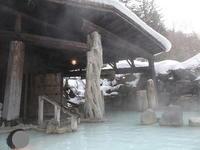 奥鬼怒・鬼怒川温泉の旅(2)-加仁湯のお風呂三昧 - Pockieのホテル宿フェチお気楽日記III