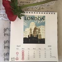 ●2019.4月と連休中の営業のお知らせ - 英国古物店 PISKEY VINTAGE/ピスキーヴィンテージのあれこれ