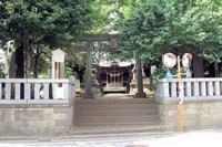 天神社(西東京市北町6) - Fire and forget