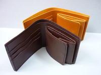 A店 or B店店を限定して用いる「財布・エッセンス」(例) - 革小物 paddy の作品