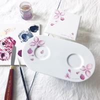 桜色の新作その② ✒︎ フランボワーズ - nicottoな暮らし~うつわとおやつの物語