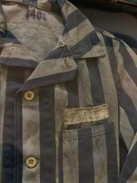 4月3日(水)大阪店、春ヴィンテージ入荷!!#1 WWII Vertically Striped Prisoner JKT編!!プリズナー&スペシャルアイテム!!(大阪アメ村店) - magnets vintage clothing コダワリがある大人の為に。