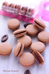 Macaron chocolat* - R-Sweetsな生活