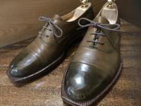 足元を見る - Shoe Care & Shoe Order 「FANS.浅草本店」M.Mowbray Shop