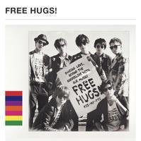 FREE HUGS! アルバム感想!(更なる続き) - にゃんこと暮らす・アメリカ・アパート(その2)