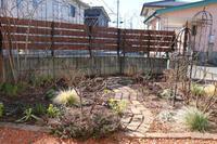 2019年3月末の庭 - my small garden~sugar plum~