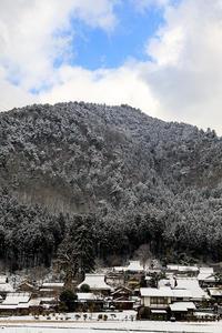雪の京都里山の雪景色(美山かやぶきの里) - 花景色-K.W.C. PhotoBlog