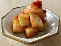 急がねば、、、 - 今日も食べようキムチっ子クラブ (料理研究家 結城奈佳の韓国料理教室)