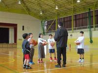 20190331_体験教室 - 日出ミニバスケットボール