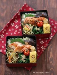 月曜鮭弁 ✿ o(б_б;)o いよいよ - **  mana's Kitchen **