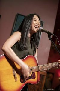 Ka-Na (植村花菜) @ Dominie's in Astoria March 28 2019 - Triangle NY
