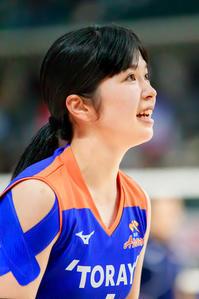 日高萌 ~東レアローズ~ - Tatsuya Uehara Photo Blog S
