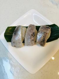 イワシ寿司 - 物好き親爺のつくりんぼ日記