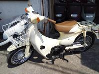 【入荷情報】リトルカブ - 大阪府泉佐野市 Bike Shop SINZEN バイクショップ シンゼン 色々ブログ