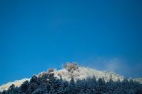 春雪、雪花 - 朽木小川より 「itiのデジカメ日記」 高島市の奥山・針畑からフォトエッセイ