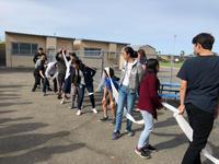2019ロサンゼルス&サンディエゴホームステイ⑥Middle School Visit - 和歌山YMCA blog