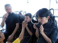 関西キッズたちがナイスダイブ!! - プーケットのダイビングショップ ナイスダイブプーケットのブログ
