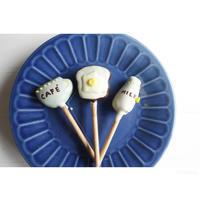 ケーキポップス ブレックファースト - cuisine18 晴れのち晴れ