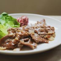 今日のお昼ご飯〜豚の生姜焼き〜 - 料理教室 あきさんち