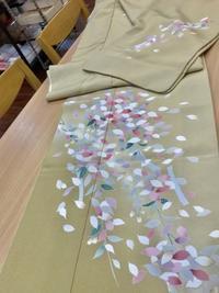 昨日仕入れ分商品紹介訪問着も単衣も。 - 着物Old&Newたんす屋泉北店ブログ