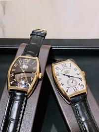 フランクミュラー トノーカーベックス グランギシェ - 熊本 時計の大橋 オフィシャルブログ
