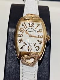 フランクミュラー トノーカーベックス クー レリーフ - 熊本 時計の大橋 オフィシャルブログ
