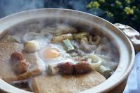 ■麺類【特製なべ焼きうどん】風邪引きさんにもお勧めです♪ - 「料理と趣味の部屋」