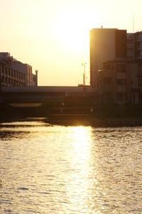東京の川7 - はーとらんど写真感