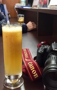 フレッシュジュース - 赤煉瓦洋館の雅茶子