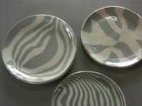 マグ、小皿の模様 - 土のちから - 瀬戸物の街、瀬戸市の陶房フタムラ