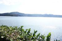 池田湖とイッシー - レトロな建物を訪ねて