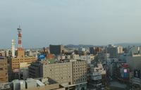 徳島市のホテルで移動運用 - 無線日和