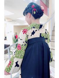 ご卒業おめでとうございます(^^) - 名古屋の美容室 ミュゼドゥラペ(Musee de Lapaix)公式ブログ