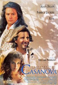 カサノヴァ最後の恋 (Le retour de Casanova) - amo il cinema