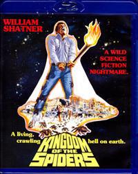「巨大クモ軍団の襲撃」Kingdom of the Spiders  (1977) - なかざわひでゆき の毎日が映画三昧