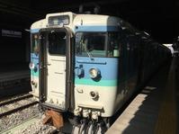 しなの鉄道(長野→軽井沢) - バスマニア