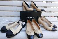Chanel two tone shoes - carboots
